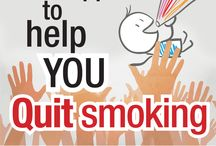 How to quit smoking / How to quit smoking