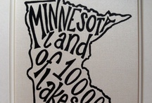 Minnesota Artwork / Showcasing the beauty that is Minnesota - courtesy of immensely talented artists across the globe!
