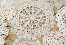 Crochet Crazy - doilies & lacy things