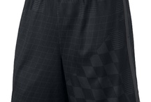 Nike Shorts / All are with Dri-FIT fabric to wick sweat away and help keep you dry and comfortable. Stretch waist with drawcord for a snug fit that stays in place. / by Lacrosse Unlimited