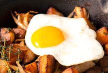 just put an egg on it! / by Liz Becker