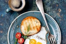 Eggs & all that goes with it