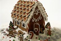 Gingerbread Houses / by Holly Woodcock