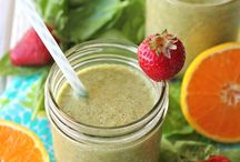 Recipes - Smoothies / by Krisha Larson Hoffman