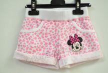Szorty dziecięce Myszka Minnie / http://onlinehurt.pl/?do_search=true&search_query=myszka+minnie