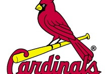 St. Louis Cardinals / by Linda Sandage