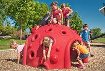 Detské záhradné ihrisko