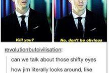 Sherlock fucking Holmes