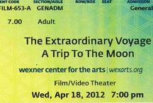 Film Tickets / Movie tickets