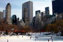 New York, New York! / by Sam Crittenden-Gill
