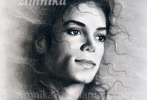Портреты Майкла