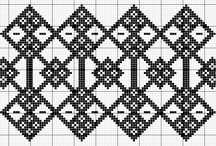 Tapestry , Mochila  F-F minták