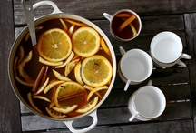 W I N T E R / Keep warm during the festive season with these recipes and drinks. Keep it all fresh and organic of course, and don't for get to add a splash of the latest Hoxton purveyed cider.