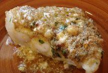 Eating Nemo / Yummy seafood ideas
