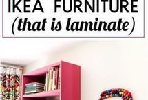 Paint ikea furniture