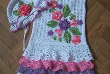 vestido de boneca