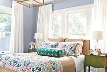 Home Improvement: Bedrooms / Home decor / by Melissa Thurmond