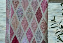 EASY QUILTS - DIAMONDS / by Pamelita Carmasweeta