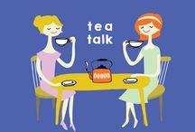 TeaTalk / TeaTalks with interesting and creative women