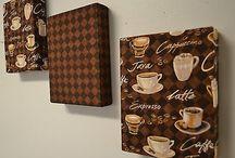 Coffee Theme Kitchen