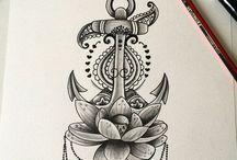 Tatuagem espiritualidade