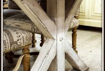 Farmhouse style / Farmhouse style picks for dining room and living room