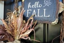 Autumn is my favorite time of the year! / by Cherish Brodbeck