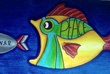 UN Art for Peace Contest / The Art for Peace Contest is sponsored by the United Nations Office for Disarmament Affairs and the Harmony for Peace Foundation. Participants were encouraged to create an original artwork using their imagination to show a world free of nuclear weapons, a world without bombs, without wars and without fear.