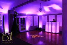 Our Brisbane Golf Club Weddings / Snap shots from weddings we have been part of at Brisbane Golf Club - MC/DJ Entertainment, Lighting & Production.