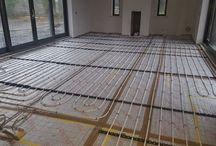 UFH Under Floor Heating