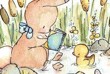 Illustrazioni-Sweet Child-Animal