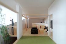 線形テラスの住まい / 設計・監理:近藤晃弘建築都市設計事務所