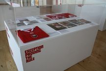 Striving for Adequacy; An Alternative Visual History of Barnsley Football Club / The exhibition by Craig Oldham will examine those fragmented and fleeting incidents that, although they might have existed momentarily, have collectively embedded themselves into the club's fabric, folklore, and future. All curated by a supporter, with supporters and for the supporters of the beautiful reds. A fond and honest portrayal of the real elements that make Barnsley FC the club we love, love to hate, and hate to love. 10 September 2016 - 19 November 2016 Panorma@ The Civic