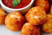 Peynir topları