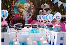 Mesa dulce Frozen / Mesa dulce, Candy bar, Frozen
