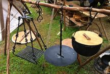 Sca camping and cooking ideas