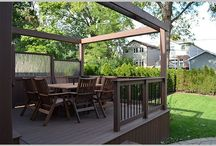 Toronto: Modern Dining Deck