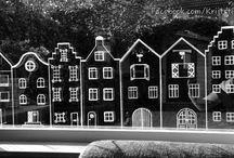 thema in Holland staat een huis