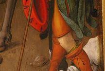 c. 1530 split brim berets