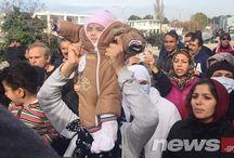 Ένταση και πανικός κατά την επίσκεψη Μουζάλα στο Ελληνικό