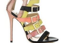Fashion summer shoes / Модные босоножки 2014