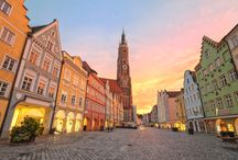 Travelling through Europe / Discover the most fascinating European cities and landscapes