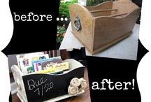 DIY : Boxes, crates & storage containers