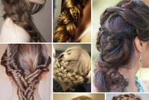 All things HairStyles / Different braids and such.  / by Rads Kowtha