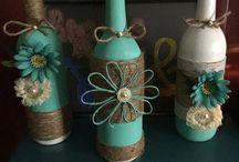 Beautiful Bottle/ Jar Crafts