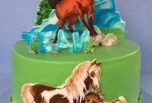 Szilaj torta