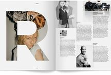 Inspiration Gallery: Double Page Spreads AND Posters