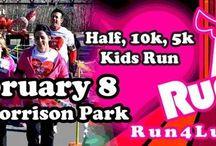 Run 4 Luv / http://run4luv.com / by Final Kick Events