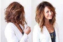Frisuren&Haarfarben