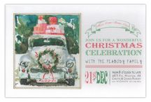 Christmas Party Invitations / From Christmas Cocktail party invitations to Christmas Tea Invitations, www.PolkaDotDesign.com is your source for all things for the holidays including personalized Christmas gift tags.